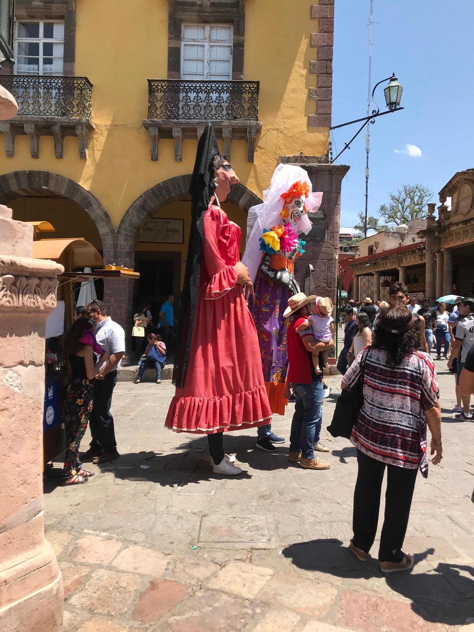 Easter in San Miguel de Allende