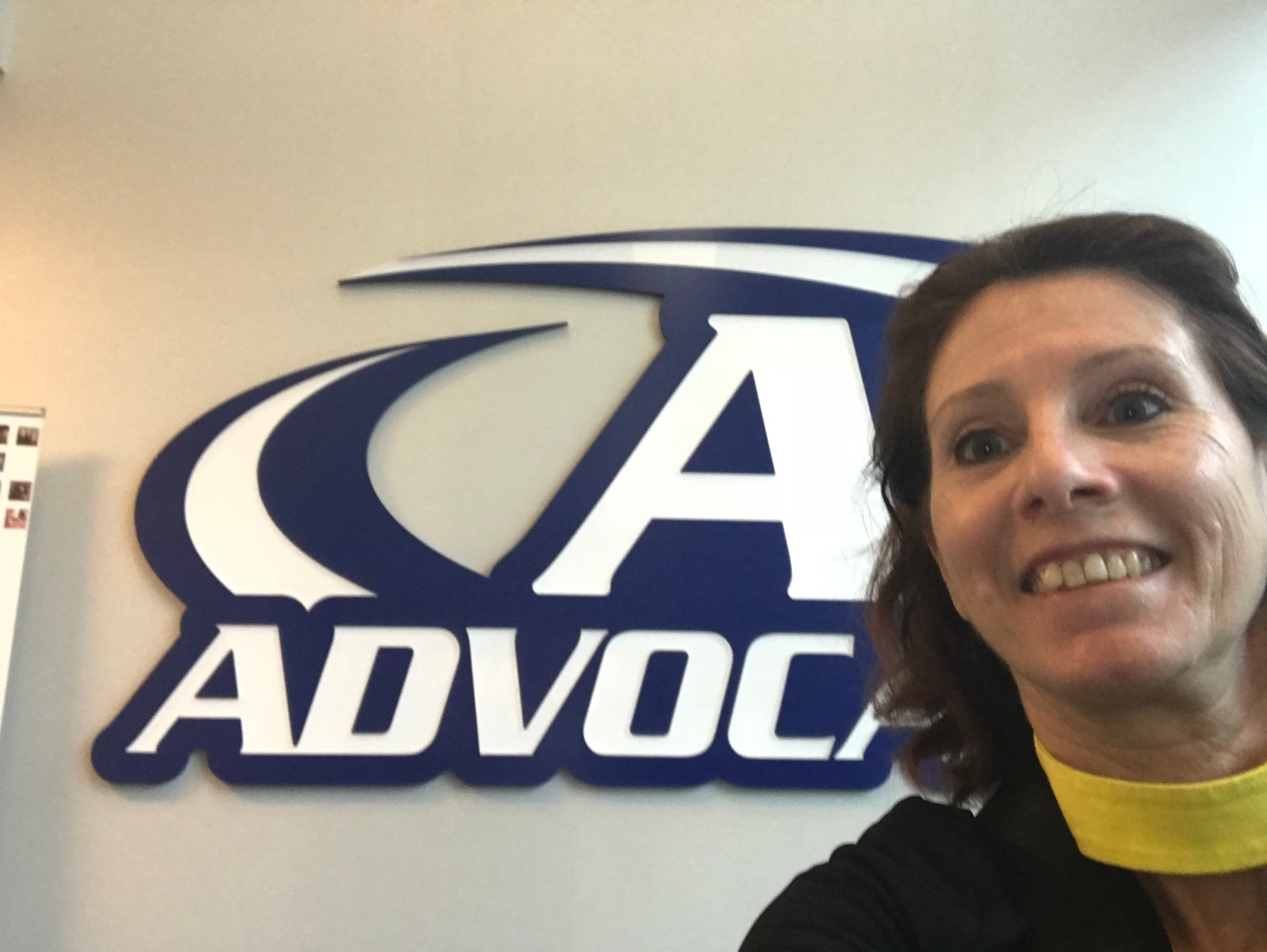 Donna at Advocare in Dallas